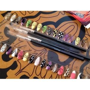 IsaDora Nail Art Brush Четка за Рисуване на Нокти